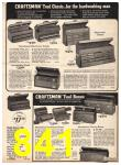 1975 Sears Fall Winter Catalog, Page 841