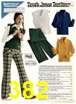 1975 Sears Fall Winter Catalog, Page 382