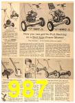 1960 Sears Fall Winter Catalog, Page 987