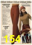 1979 Sears Fall Winter Catalog, Page 154
