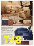1987 Sears Fall Winter Catalog, Page 748