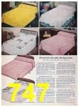 1957 Sears Spring Summer Catalog, Page 747
