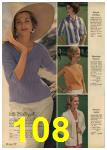 1961 Sears Spring Summer Catalog, Page 108