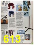 1986 Sears Fall Winter Catalog, Page 613