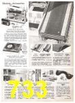 1969 Sears Spring Summer Catalog, Page 733