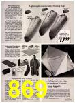 1972 Sears Fall Winter Catalog, Page 869