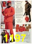 1974 Sears Fall Winter Catalog, Page 1197