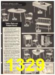 1975 Sears Fall Winter Catalog, Page 1329