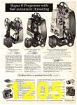 1969 Sears Spring Summer Catalog, Page 1205