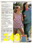 1983 Sears Spring Summer Catalog, Page 240