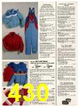 1982 Sears Fall Winter Catalog, Page 430