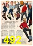 1962 Sears Fall Winter Catalog, Page 492