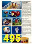 1985 JCPenney Christmas Book, Page 495