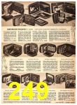 1949 Sears Spring Summer Catalog, Page 249