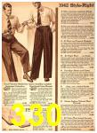 1942 Sears Spring Summer Catalog, Page 330