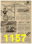 1962 Sears Spring Summer Catalog, Page 1157