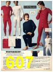 1975 Sears Fall Winter Catalog, Page 607