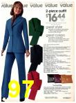 1977 Sears Fall Winter Catalog, Page 97