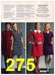 1971 Sears Fall Winter Catalog, Page 275