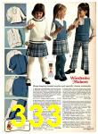 1969 Sears Fall Winter Catalog, Page 333