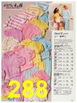 1987 Sears Spring Summer Catalog, Page 288