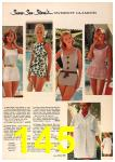 1964 Sears Spring Summer Catalog, Page 145