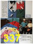 1991 Sears Spring Summer Catalog, Page 337