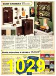 1973 Sears Fall Winter Catalog, Page 1029