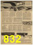 1962 Sears Spring Summer Catalog, Page 832