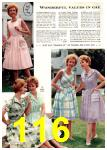 1962 Montgomery Ward Spring Summer Catalog, Page 116