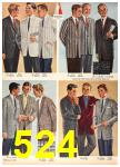 1958 Sears Fall Winter Catalog, Page 524