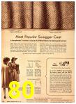 1942 Sears Spring Summer Catalog, Page 80