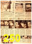 1942 Sears Spring Summer Catalog, Page 250