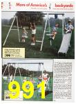 1989 Sears Home Annual Catalog, Page 991