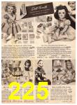 1954 Sears Christmas Book, Page 225