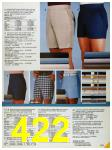 1986 Sears Spring Summer Catalog, Page 422