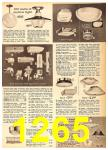 1962 Sears Fall Winter Catalog, Page 1265