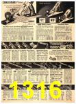 1940 Sears Fall Winter Catalog, Page 1316