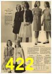 1961 Sears Spring Summer Catalog, Page 422