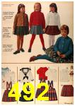 1963 Sears Fall Winter Catalog, Page 492