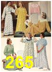 1958 Sears Fall Winter Catalog, Page 265