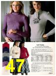1982 Sears Fall Winter Catalog, Page 47