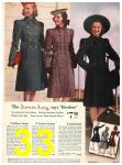 1940 Sears Fall Winter Catalog, Page 33