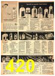 1942 Sears Spring Summer Catalog, Page 420