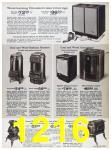 1967 Sears Fall Winter Catalog, Page 1216