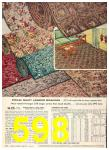 1949 Sears Spring Summer Catalog, Page 598