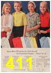 1963 Sears Fall Winter Catalog, Page 411