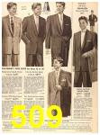 1956 Sears Fall Winter Catalog, Page 509