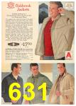 1962 Sears Fall Winter Catalog, Page 631