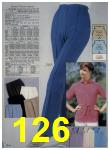 1984 Sears Spring Summer Catalog, Page 126